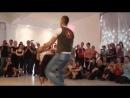 Mr. Dragon & Bruna Sousa, zouk revolution demo at Berlin Zouk Congress 2012