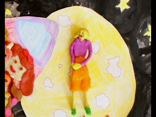 Мультфильм, созданный на мастер-классе (4а класс, школа №3)