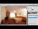 Видеоурок фотошоп - Дизайн интерьера. Подбор цвета в комнате.