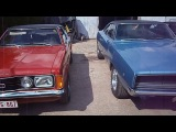 Dodge charger 1968... Ford Taunus  gt 1972