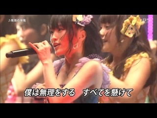 NMB48 Tour 2014 in Summer 140930 (BS SKY Perfect TV 141012) (Part 3)
