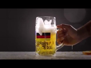 Bayern 3 Brazil Germany Cocktail Beer