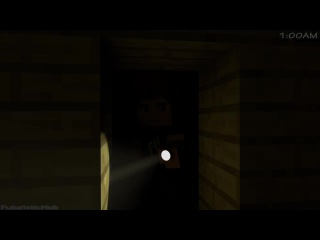 FIVE NIGHTS AT FREDDY'S In Minecraft - Night 2