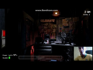 Five Nights at Freddy's #2 Везёт мне))