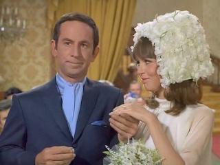 Свадьбы бывают разные! свадьба секретного агента Макса Смарта и секретной агентши 99 - и их первая брачная ночь - ухохочешься!))
