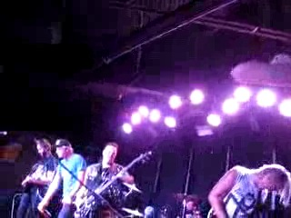 Pissoffs - Beer Drinkers Anthem with Matt McNasty of Real McKenzies Live