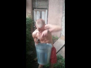 Ice Bucket Challeng �����  P.S.  ��� ��������, �� �� ����������, � ��