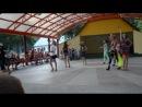 танец ЛедиГаГи и Алехандро 1отряд 3смена 2014