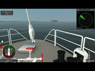 SHIP SIMULATOR EXTREMES(game play)