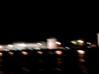 Дворцовая набережная, ночь разводных мостов...
