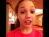 Maddie Ziegler- How People Take Selfies !