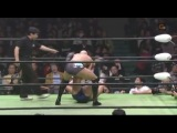 The Kings of Wrestling (Chris Hero & Claudio Castagnoli) vs. Takuma Sano & Yoshihiro Takayama (c), for GHC Tag Team Titles