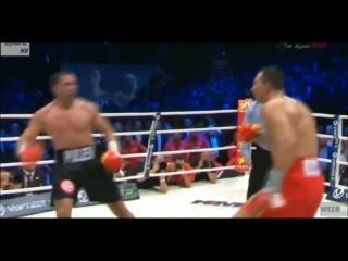 Кличко VS Пулев (лучшие моменты)  Поздравляем Кличко и большой респект Пулеву!!!