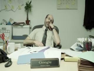 Если бы Google был человеком. 3 части