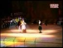 Нодар Плиев и Зарина Хубаева - Осетинский плавный танец (темы хонга и зилга)
