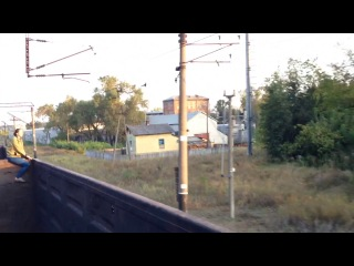 Last 2014 Trainhopping