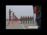 Китай - Самая большая Армия в мире - Марш