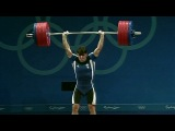 Пирос Димас Олимпийский чемпион по Тяжелой Атлетике