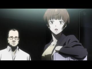 Психопаспорт 2 (Psycho-Pass 2) - сезон 2 серия 04 (русские субтитры)