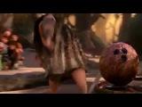 Смешной Отрывок из Мультфильма «Семейка Крудс» - Селфи :)
