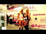 Репортаж с Международной Выставки Эротического Искусства X-Show