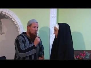 Принятие ислама в Германии Коран читает немка deutsch german