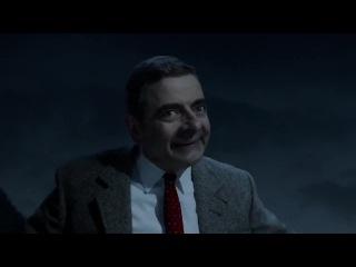 Безумная Реклама Сникерс с Мистером Бином :-D