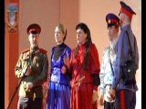 Выступление ансамбля Казачья родова