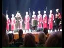 Кубанский казачий хор-уфа 2014
