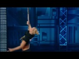Ольга Кода-Стрип дэнс - танец с шестом(Танцы)