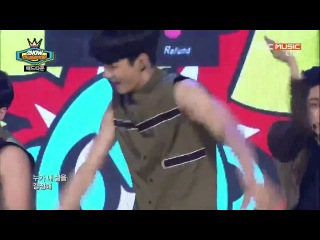 141029 MADTOWN - YOLO @ Show Champion