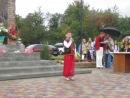 Артемчик виступає в Дзвинячі на святкуванні Дня Незалежності