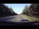Accent VS Priora 200 км/ч