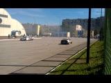 Дрифт в Череповце,стадион Металлург.12.07.2014