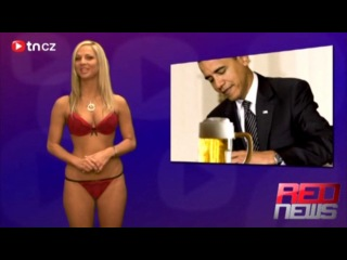 Naked red news [2009.03.12] vendula bednarova.mp4