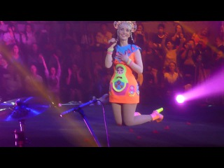 Концерт Нати Орейро В Новосибирске 24.11.14 г