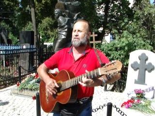 Коля Арчебасов поет песню В.Высоцкого Про наркоманов