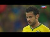World Cup 2014. Полуфинал. Бразилия - Германия 0-3 (Тони Кроос)