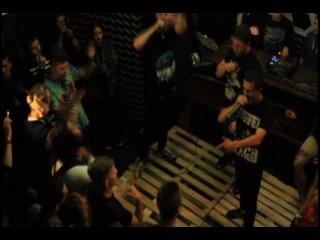 GONE.Fludd - ��� ���� ��������� (����� II) // GRAVE RIOT // LIVE // 30.08.14 // Ypsilon Studio