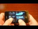 Sophone V75 16Gb Retina китайский iPhone 4S MTK 6575 на Android 4 0 3