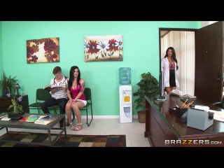 Katrina Jade and Darling Danika - Learning From Dr. Milf
