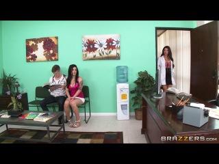 Katrina Jade and Darling Danika - Learning From Dr. Milf