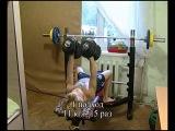 КОСТАШ АНДРЕЙ (7 лет) - Тренировка грудных мышц