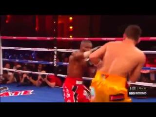 Ригондо - Донэр / Guillermo Rigondeaux boxing lessons