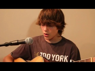 Patrick Sean Bradley boy singing Alter Bridge cover Watch over you