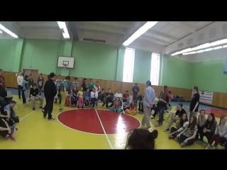 Dance BIT 2015 | Рино & ЧИКИШ | House | battle (1 круг)