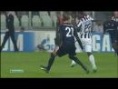 Видео-обзор матча Ювентус - Мальме 2:0