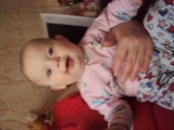 моя любимая доча нам 7 месяцев!!!