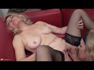 Mature.nl: brittany (36), yvonna (54) - old and young lesbians (mature, milf, bbw, мамки - порно со зрелыми женщинами)