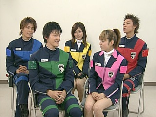 Tokusō Sentai Dekaranger: Deka Talk (Part 4 of 12)